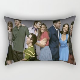 Glee Rectangular Pillow