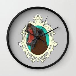 Catastrophic Molt Wall Clock