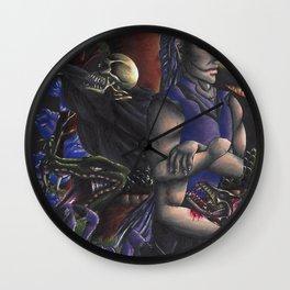 Fears Wall Clock