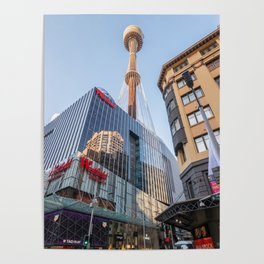 Sydney Tower Eye Poster