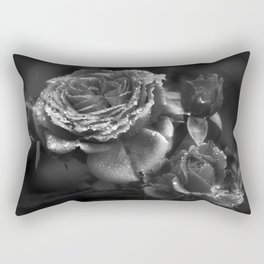 And then there is darkness Rectangular Pillow