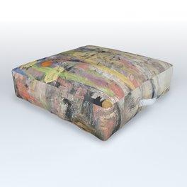 Global Warming Outdoor Floor Cushion