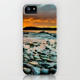 Ocean magic iPhone Case