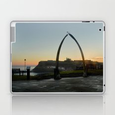 Whitby Whalebone Golden Hour Laptop & iPad Skin