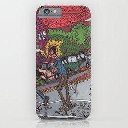 Jills Street - New York iPhone Case