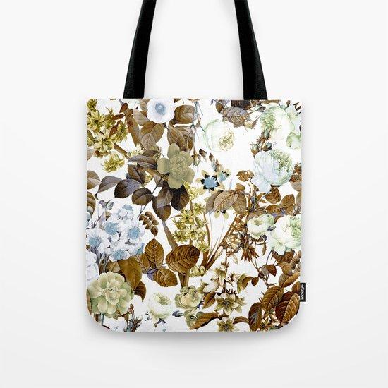SUMMER BOTANICAL VIII Tote Bag
