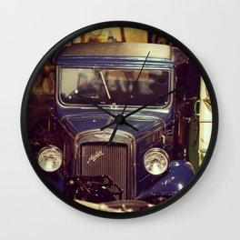 Nostalgic mechanics garage Wall Clock