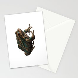Frog 6 Stationery Cards