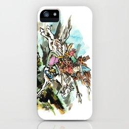 Tomoe-Gozen iPhone Case