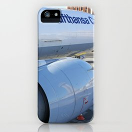 Beauitful McDonnell Douglas MD11 Freighter iPhone Case