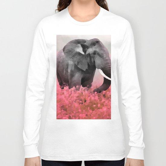Ele-Phant  Long Sleeve T-shirt