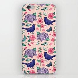 Blackbirds iPhone Skin