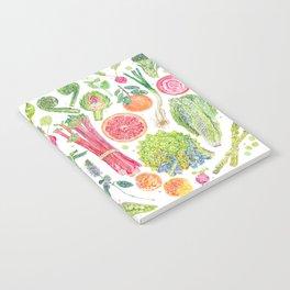 Spring Harvest Notebook