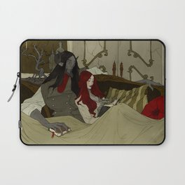 Beauty and the Beast - Evening Laptop Sleeve