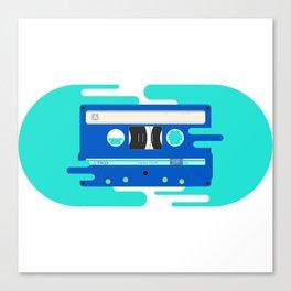 Mixtape 1 Canvas Print