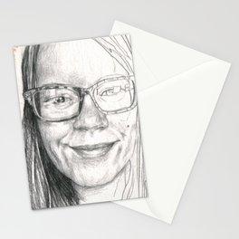 Katharine - People I Know Stationery Cards