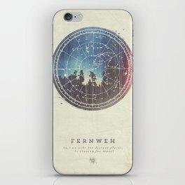 Fernweh Vol 3 iPhone Skin