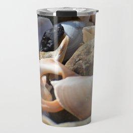 Broken Shells Travel Mug