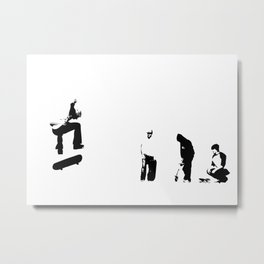 and also with you Metal Print