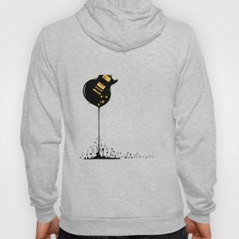 Flowing Music Hoody