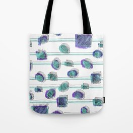 INTERFERE Tote Bag