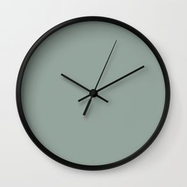 Jadeite Wall Clock