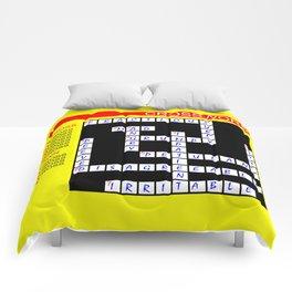 Crossword Comforters