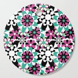 Tutti Fiori (pink) Cutting Board