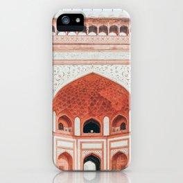 Jama Masjid iPhone Case