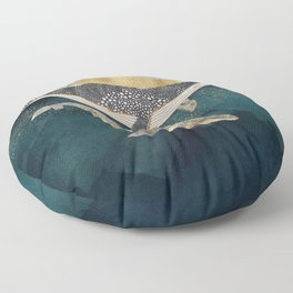 Bond II Floor Pillow