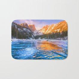 Dream Lake Bath Mat