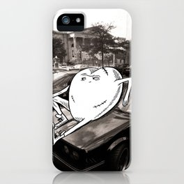 Hannover iPhone Case