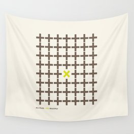 All plus - You multiply Wall Tapestry