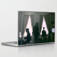 burgundy Laptop & iPad Skins featuring Burgundy. by mr_iiozo
