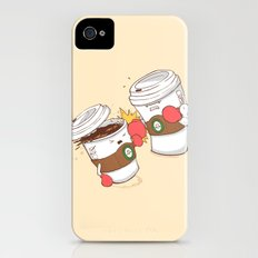 Strong Coffee iPhone (4, 4s) Slim Case