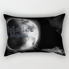 Solstice Moon Rectangular Pillow
