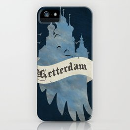 Ketterdam iPhone Case