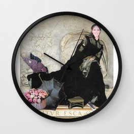 C'est Moi Wall Clock
