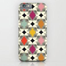 Moroccan Rose Motif iPhone 6s Slim Case