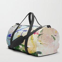 Abstract #1 Duffle Bag