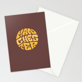 MANCHESTER Stationery Cards