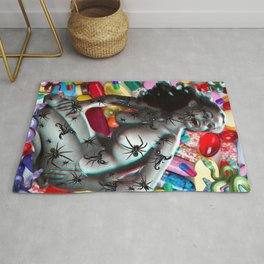 Valley Of The Dolls Rug