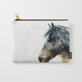 Horse (Into the wild) Carry-All Pouch