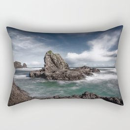Bethells Beach Rectangular Pillow