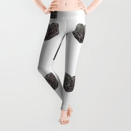 Heart Graphic 4 Leggings