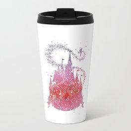 Cinderella Castle Disneys Travel Mug