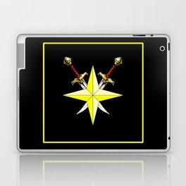 The Eldritch Trickster Laptop & iPad Skin
