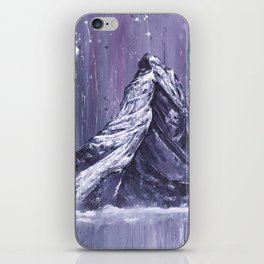 The Matterhorn iPhone Skin