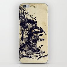 the architect's dream iPhone & iPod Skin