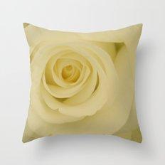Peaceful folds Throw Pillow